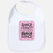 Dance Pink Bib