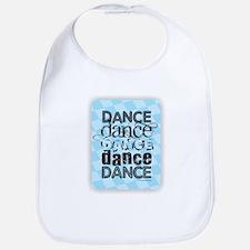 Dance Blue Bib