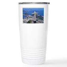 CHRIST ON CORCOVADO Travel Coffee Mug