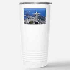 CHRIST ON CORCOVADO Travel Mug
