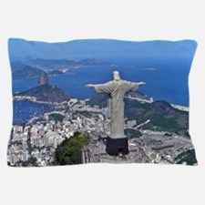 CHRIST ON CORCOVADO Pillow Case
