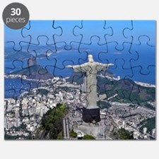 CHRIST ON CORCOVADO Puzzle
