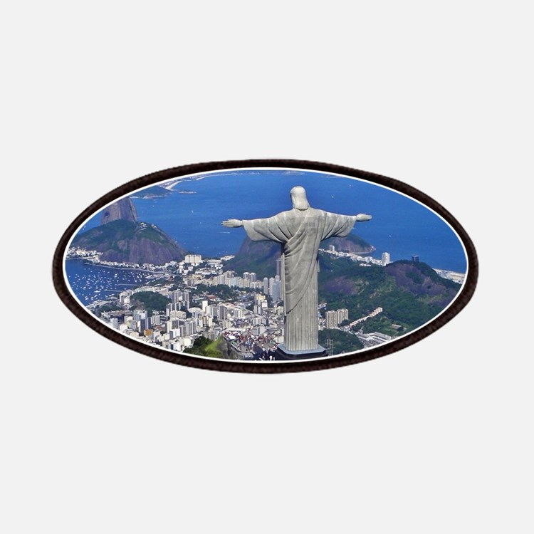 CHRIST ON CORCOVADO Patch