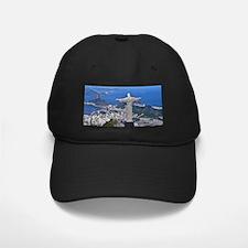 CHRIST ON CORCOVADO Baseball Hat