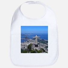 CHRIST ON CORCOVADO Bib