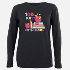 Unique 100th day of school kids Plus Size Long Sleeve Tee
