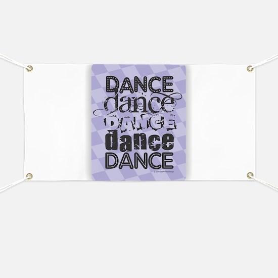 Dance Purple Banner