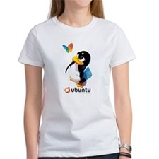 Funny Linux tux Tee