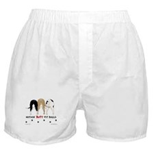 Nothin' Butt PitBulls Boxer Shorts
