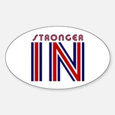 Stronger IN!! Decal