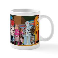 Robot Family Mug
