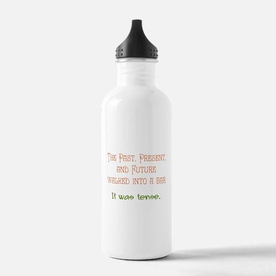 Tense Water Bottle