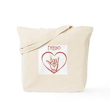 FARGO (hand sign) Tote Bag