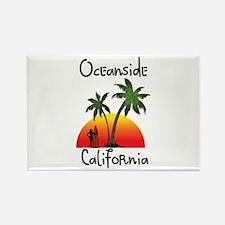 Oceanside California Magnets