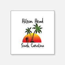 Hilton Head South Carolina Sticker