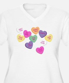 Cute Valentine%27s day for girlfriend T-Shirt