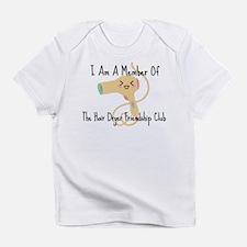 Hair Dryer Friendship Club Infant T-Shirt