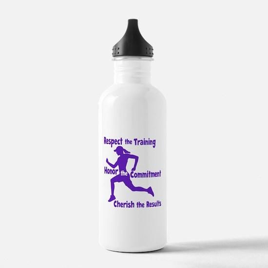 CHERISH RUNNING Water Bottle