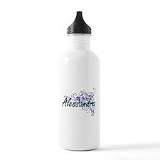 Alessandra Artistic Na Water Bottle