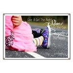 Cute saying for girls Banner