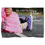 Cute saying for girls Pillow Sham