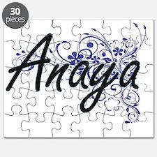 Cute Anaya Puzzle