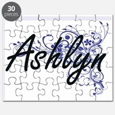 Cute Ashlyn Puzzle