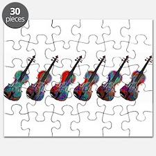 ViolaLineupredblue0015 Puzzle