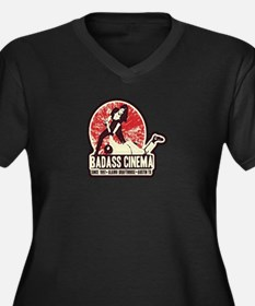 Bad$ss Cinema Plus Size T-Shirt