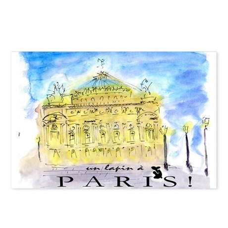 L'Opera Postcards (Package of 8)