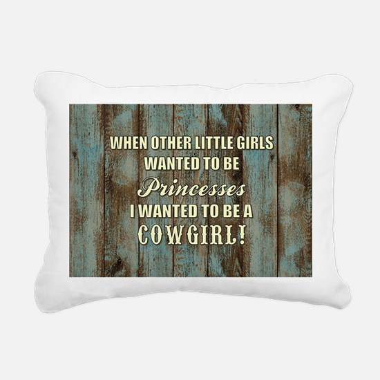 WHEN OTHER... Rectangular Canvas Pillow