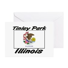 Tinley Park Illinois Greeting Cards (Pk of 10)