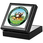 Living Organic Vermont Keepsake Box