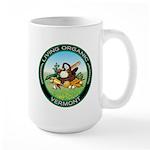 Living Organic Vermont Large Mug