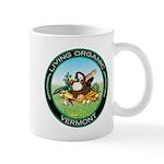 Living Organic Vermont Mug