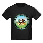 Living Organic Vermont Kids Dark T-Shirt
