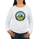 Living Organic Vermont Women's Long Sleeve T-Shirt