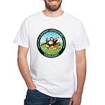 Living Organic Vermont White T-Shirt