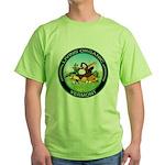 Living Organic Vermont Green T-Shirt