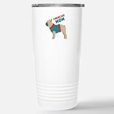 Frenchie Mom Travel Mug