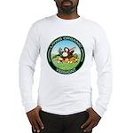 Living Organic Vermont Long Sleeve T-Shirt