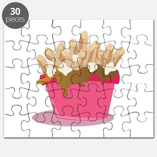Poutine Puzzle