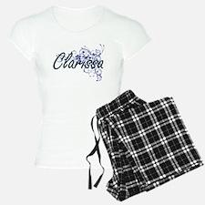 Clarissa Artistic Name Desi Pajamas