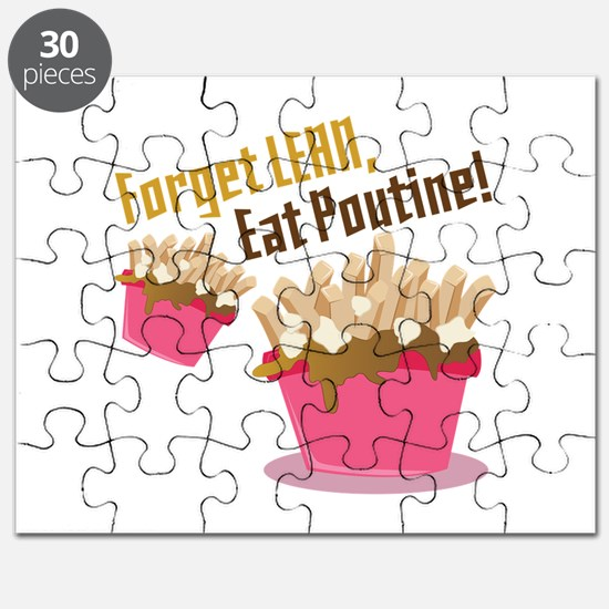 Eat Poutine Puzzle