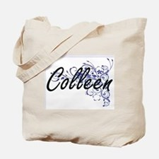Cute Colleen Tote Bag