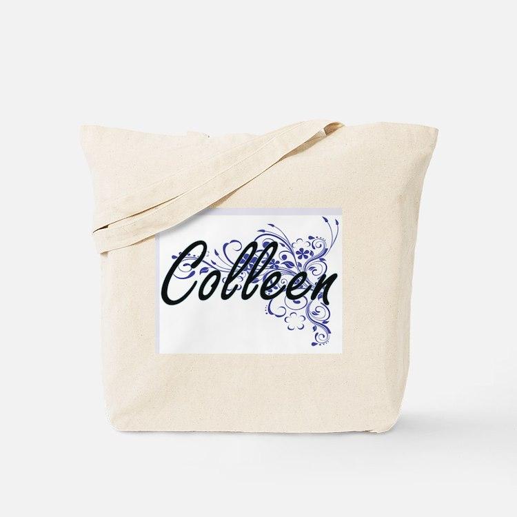 Cute Colleen Tote Bag