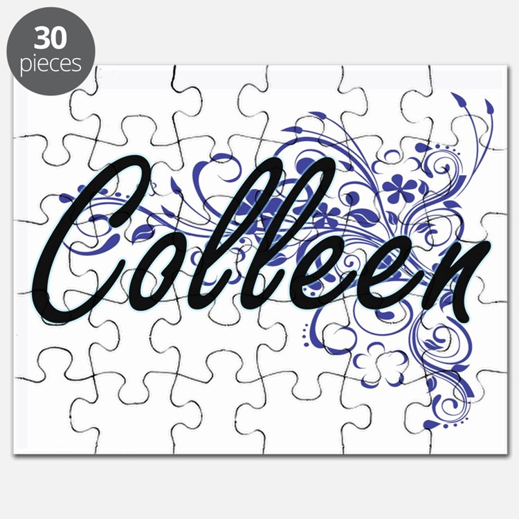 Cute Colleen Puzzle