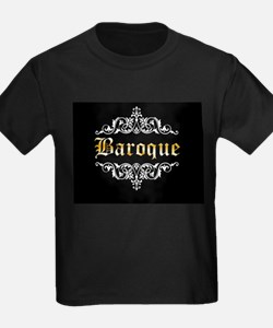 Baroque white T-Shirt