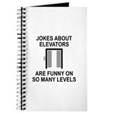 Humorous Journals & Spiral Notebooks