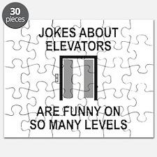 Jokes About Elevators Puzzle
